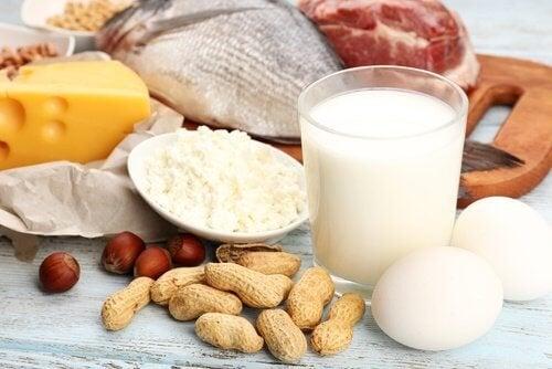 As proteinas ajudam a eliminar o açucar da dieta
