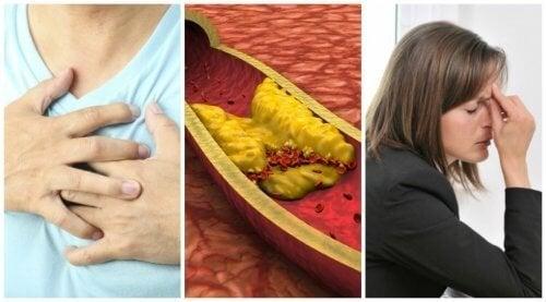 10 sintomas do colesterol alto que você não deve ignorar