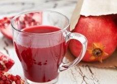 7 incríveis benefícios que o suco de romã nos oferece