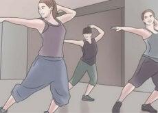 Os benefícios de dançar zumba