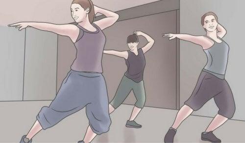 Descubra os incríveis benefícios de praticar zumba