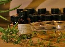 Use óleos essenciais para os músculos e articulações