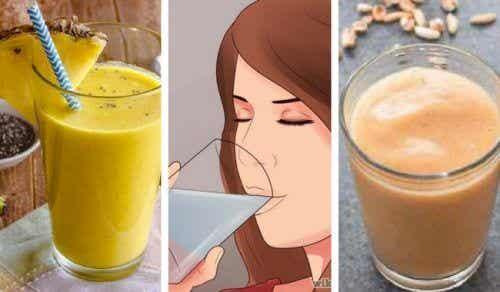5 deliciosas bebidas ricas em proteína vegetal e fibras