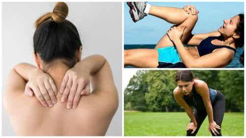 6 sinais de que os músculos não estão bem