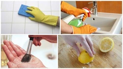 7 coisas de casa que você deve desinfetar todos os dias