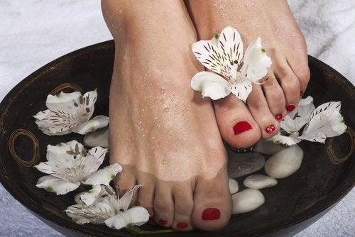 Tratamentos contra fungos nas unhas