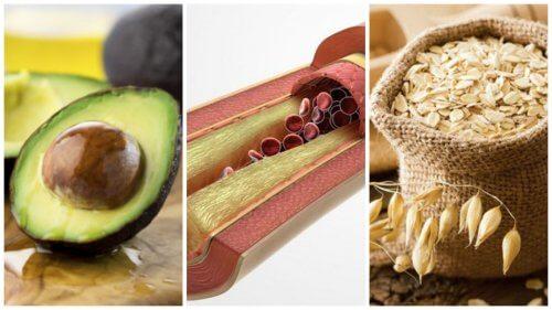 8 alimentos para regular os níveis elevados de triglicerídeos