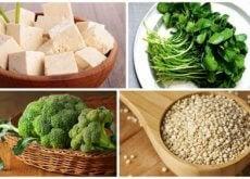 8 alimentos vegetais ricos em proteínas que você deveria adicionar à sua dieta