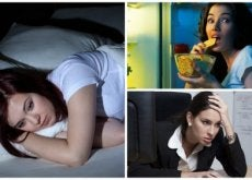 8 coisas que acontecem quando você não dorme o suficiente