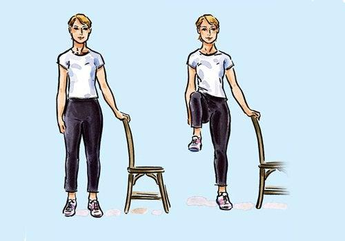 Exercícios para tonificar o corpo em casa