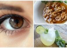 Melhore sua saúde visual com este remédio natural de babosa