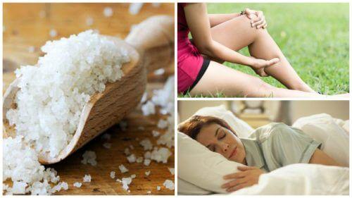 Os 10 benefícios que o sal marinho oferece ao seu corpo