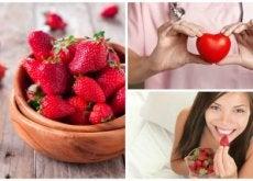 Os 8 benefícios que os morangos oferecem à sua saúde