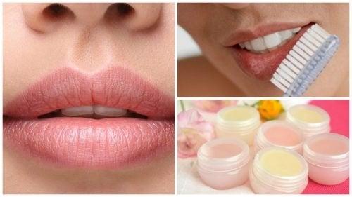 7 conselhos para ter lábios maravilhosos