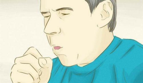 Tossir para frear um repentino ataque cardíaco?