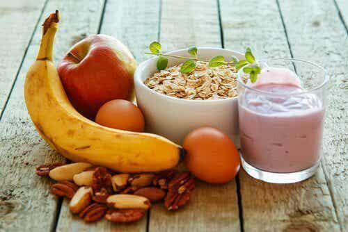 Alimentos que fornecem mais energia pela manhã
