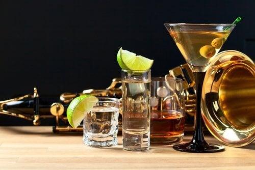 Evite o consumo de álcool quando tiver enxaqueca
