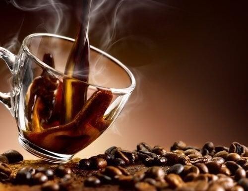 O café faz ganhar peso