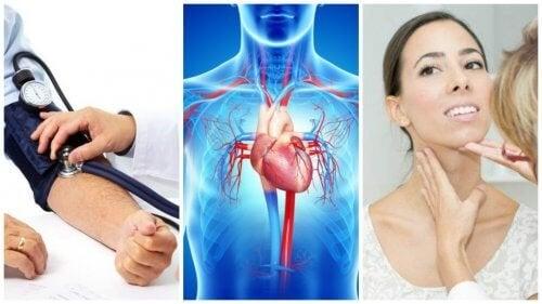 Insuficiência cardíaca congestiva: 7 possíveis causas