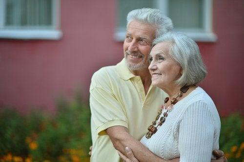 Como as pessoas envelhecem juntas
