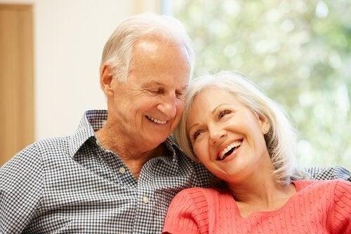 Como o casal envelheceu