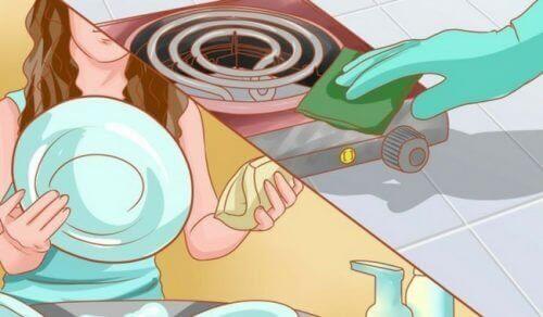 Conheça os riscos de limpar muito a sua casa