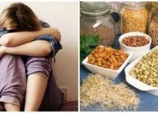 Deficiências nutricionais que podem causar depressão