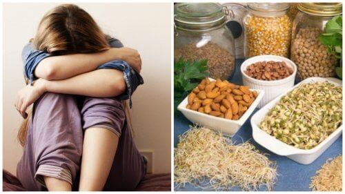 As 6 deficiências nutricionais que podem causar depressão