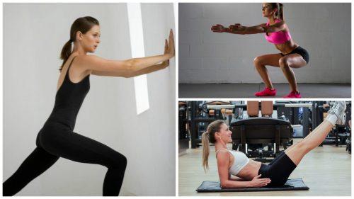 6 formas de fortalecer seu corpo sem usar máquinas ou pesos