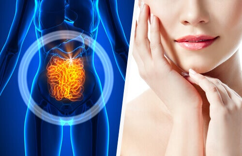 Curar o fígado cura a pele