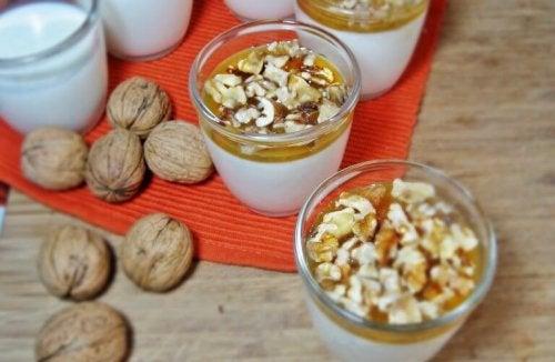 Café da manhã proteico à base de cereais