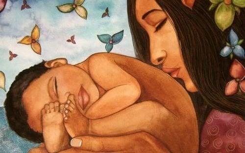 Mães permitam que vosso instinto vos guie