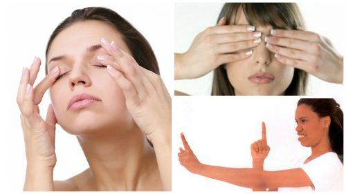 Melhore sua acuidade visual com esses 6 exercícios