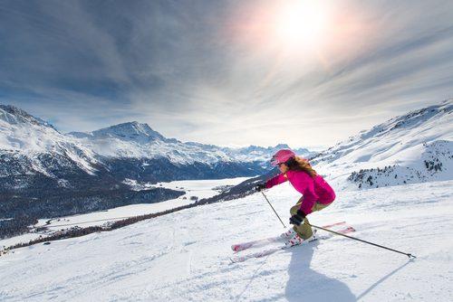 Esqui para prevenir infartos