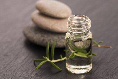 Desodorante natural de alecrim