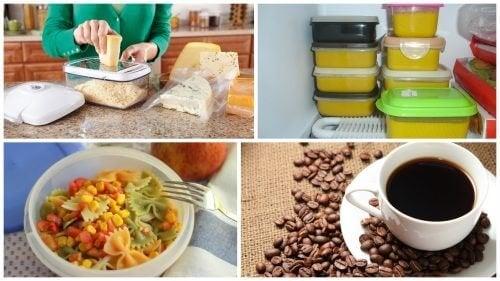 7 alimentos que você nunca deve guardar em recipientes de plástico