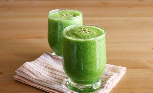 Vitamina verde para perder peso