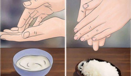 """4 receitas naturais para ter """"mãos de seda"""""""