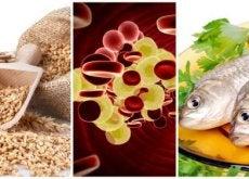 7 alimentos que você deve incluir em sua dieta para controlar o colesterol