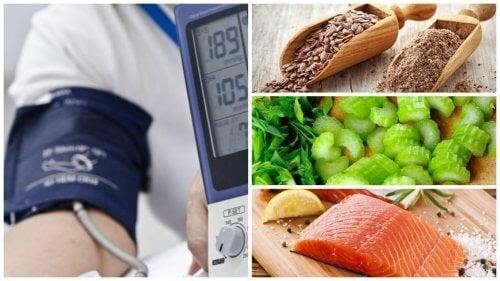 Controle a hipertensão aumentando o consumo destes 7 alimentos