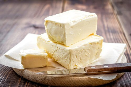 Manteiga sem colesterol
