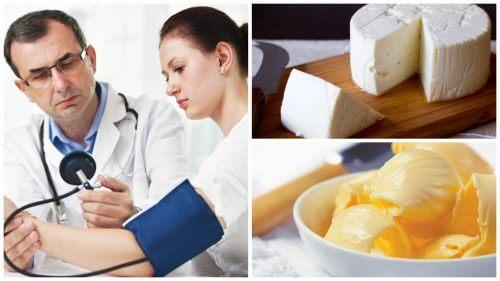 8 alimentos que você deve evitar se sofre de hipertensão
