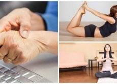 Alivie dores no túnel do carpo com esses 5 exercícios de ioga