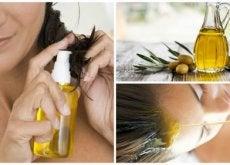 6 maneiras de usar azeite de oliva para embelezar seu cabelo
