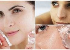 Benefícios de aplicar uma pedra de gelo na pele