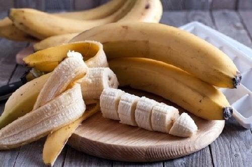 Banana ajuda a combater a asma