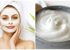 Clareie as manchas no rosto com esta máscara de aspirina e iogurte