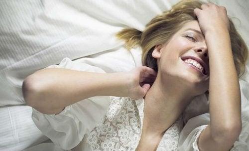A masturbação feminina melhora o humor