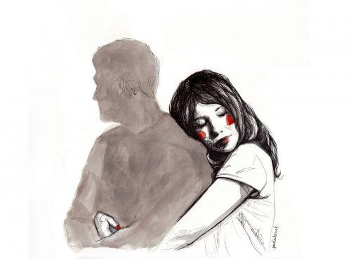 mulher-tentando-recuperar-a-relação