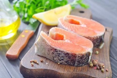 Peixe para fortalecer a saúde óssea
